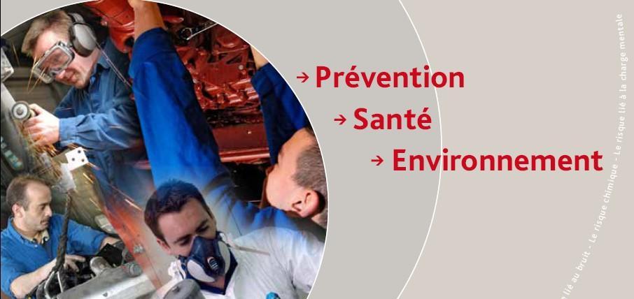 Dossier pr vention sant environnement educauto - Pse bac pro ...